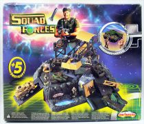 Squad Forces - Majorette - Jungle Base playset