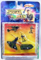 Squad Forces - Majorette - Micro Squad set