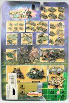 Squad Forces - Majorette - Micro Squad set
