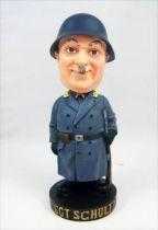 Stalag 13 (Papa Schultz) - Statuette \'\'Headknocker\'\' Sgt Schultz - NECA