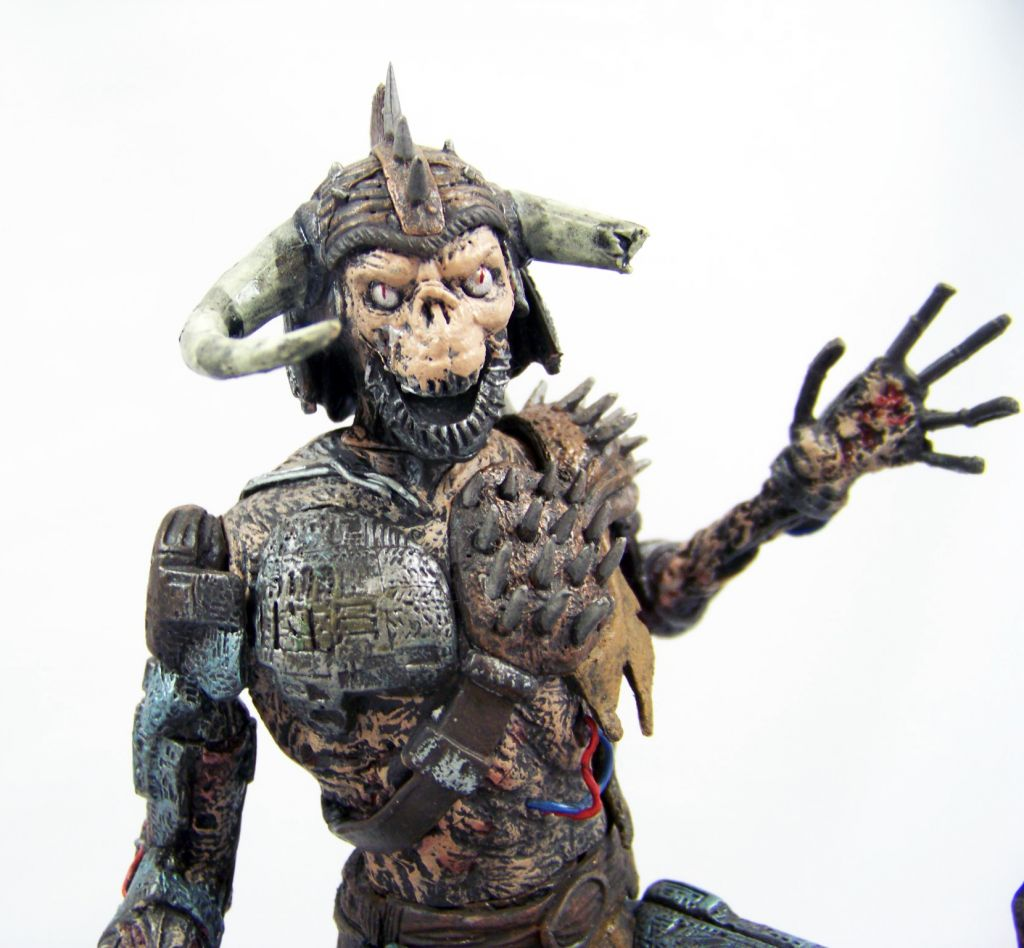 Stan Winston Creatures - How to Make a Monster, Evilution Demon (occasion) 02