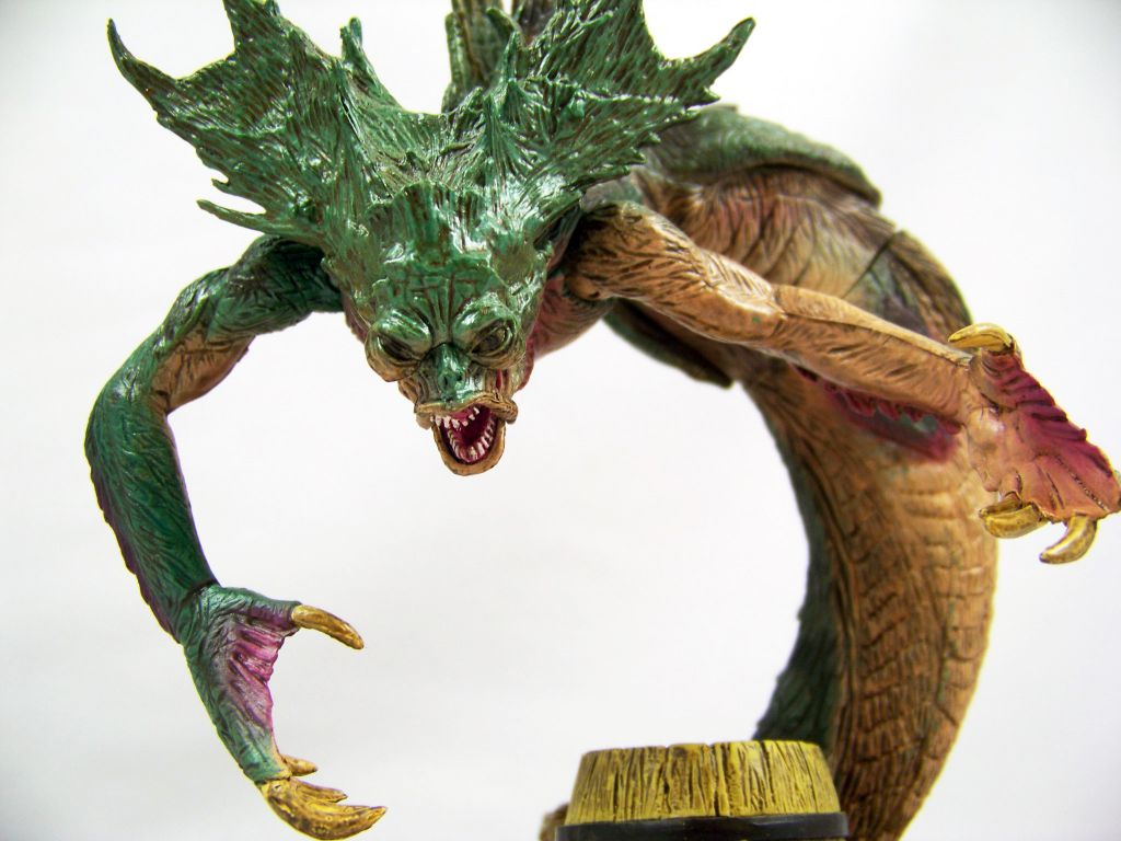 Stan Winston Creatures - Queen of the Lair (occasion) 02