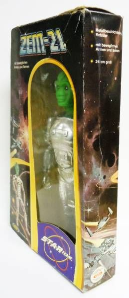 Star Team - Ideal Toys / Arxon 1978 - ZEM-21