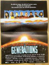 Star Trek : Générations - Movie Poster 40x60cm - Paramount Pictures 1994