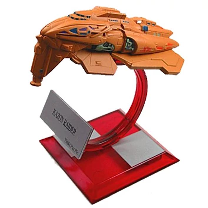 Star Trek Federation Ships & Alien Ships Collect. - Furuta - Kazon Raider (sans boite)