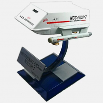 Star Trek Federation Ships & Alien Ships Collect. - Furuta - Shuttlecraft Galileo NCC-1701/7 (Alpha Series 02)