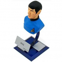 Star Trek Federation Ships & Alien Ships Collect. - Furuta - Spock (Alpha Series 01)