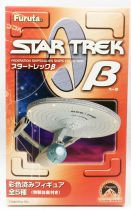 Star Trek Federation Ships & Alien Ships Collect. - Furuta - USS Enterprise NCC-1701 (Beta Series 01)