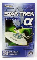 Star Trek Federation Ships & Alien Ships Collect. - Furuta - USS Grissom NCC-638 (Alpha Series 01)