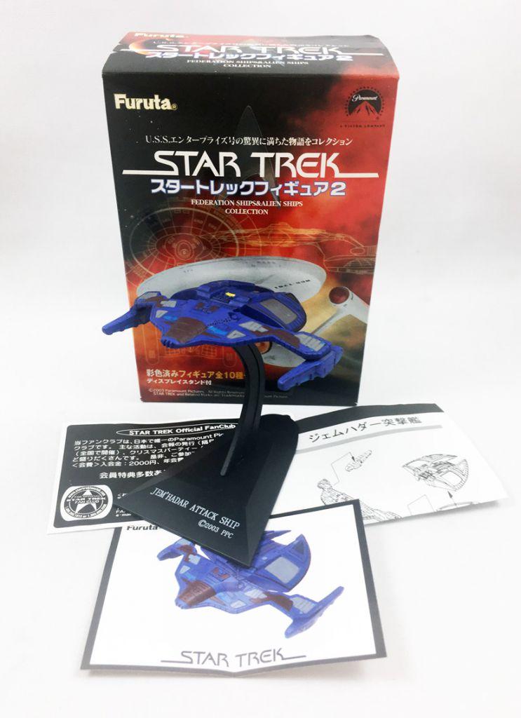 Star Trek Federation Ships & Alien Ships Collect. 02 - Furuta - Jem\'Hadar Attack Ship