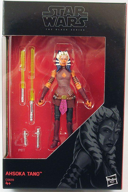 Star Wars - Ahsoka Tano - The Black Series 10cm