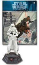 Star Wars - Altaya Chess - #30 Hoth Stormtrooper - Black Pawn