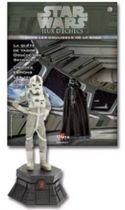 Star Wars - Altaya Chess - #31 AT-AT Pilot - Black Rook