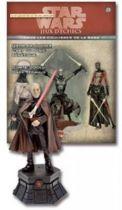 Star Wars - Altaya Chess - #33 Count Dooku - Black Queen