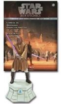 Star Wars - Altaya Chess - #37 Mace Windu - White Rook