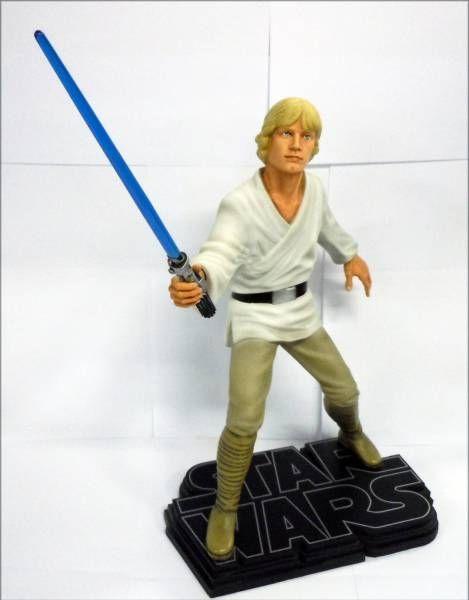 Star Wars - AMT/ERTL Model Kit - Luke Skywalker