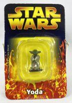 Star Wars - Atlas Figurine Métal - Yoda