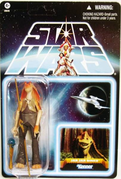 Star Wars - EP101 Jar Jar Binks - The Lost Line Collection