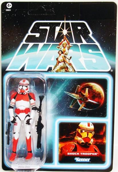 Star Wars - EP303 Shock Trooper - The Lost Line Collection
