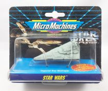 Star Wars - Galoob Micro Machines - Imperial Star Destroyer