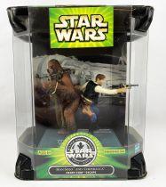 Star Wars - Hasbro - Han Solo & Chewbacca (Death Star Escape) Silver Anniversary