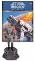 Star Wars - Jeux d\'Echec Altaya - #16 Général Veers - Fou noir