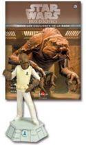 Star Wars - Jeux d\'Echec Altaya - #26 Admiral Ackbar - Pion blanc