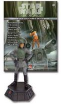 Star Wars - Jeux d\'Echec Altaya - #27 AT-AT Commander - Pion noir