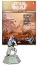 Star Wars - Jeux d\'Echec Altaya - #28 Special Ops Clone Trooper - Pion blanc