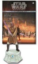Star Wars - Jeux d\'Echec Altaya - #37 Mace Windu - Tour blanche