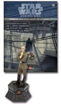 Star Wars - Jeux d\'Echec Altaya - #39 Gran Moff Tarkin - Fou noir