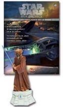 Star Wars - Jeux d\'Echec Altaya - #40 Plo Koon - Tour blanche