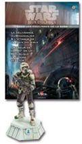 Star Wars - Jeux d\'Echec Altaya - #42 Kashyyyk Clone Trooper - Pion blanc