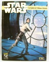 Star Wars - Jeux Descartes & West & Games - Le Guide de l\'Alliance Rebelle 01