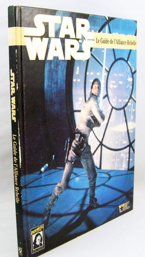 Star Wars - Jeux Descartes & West & Games - Le Guide de l\'Alliance Rebelle 02
