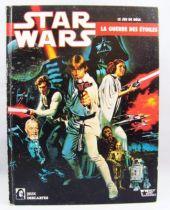 Star Wars - Jeux Descartes & West & Games - Jeux de Rôle La Guerre des Etoiles 01