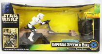 Star Wars - Kenner - Radio Control Imperial Speeder Bike