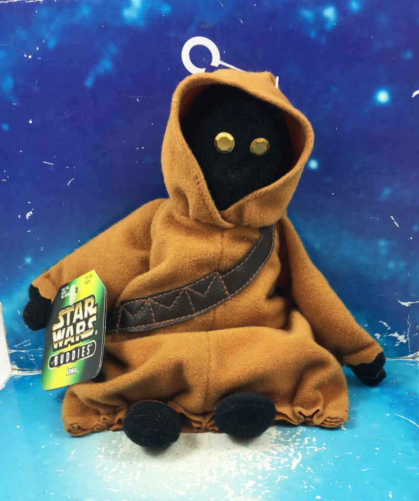 Star Wars - Kenner Buddies - Jawa