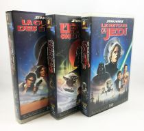 Star Wars - La Trilogie Master Digital THX Edition (3 VHS) - CBS FOX 1995