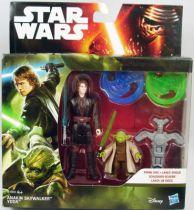 Star Wars - Le Reveil de la Force - Anakin Skywalker & Yoda (Episode 6)