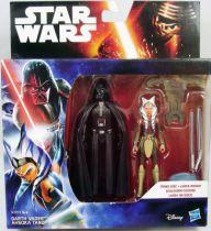Star Wars - Le Reveil de la Force - Darth Vader & Ahsoka Tano (Rebels)