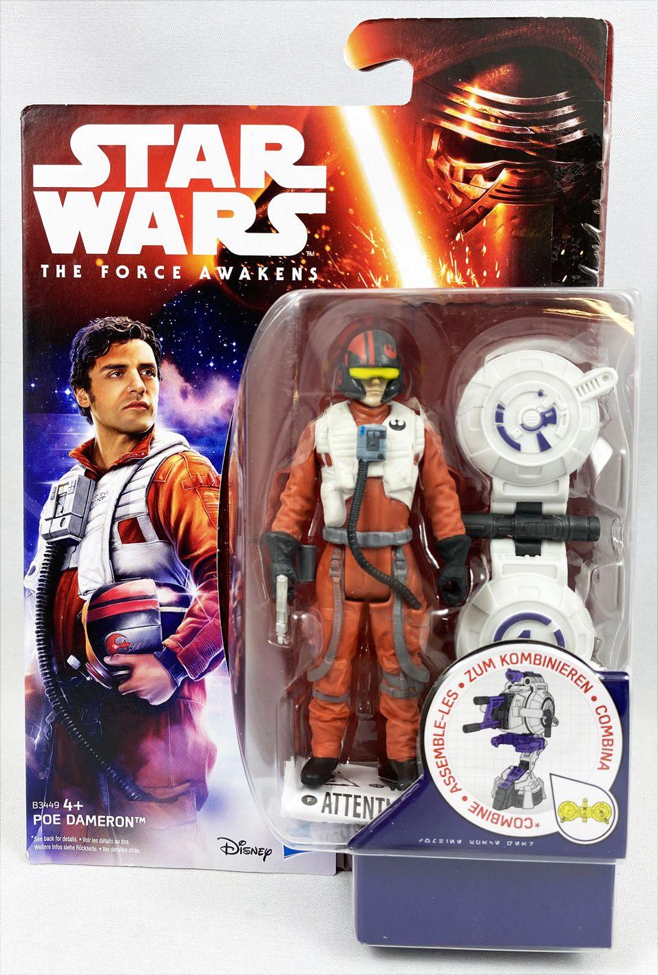 Star Wars - Le Reveil de la Force - Poe Dameron