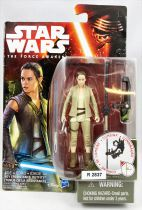 Star Wars - Le Reveil de la Force - Rey (Resistance Outfit)