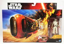 Star Wars - Le Reveil de la Force - Rey\'s Speeder (Jakku)