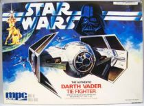 Star Wars - MPC ERTL (Commemorative Edition) - Darth Vader  TIE Fighter 01
