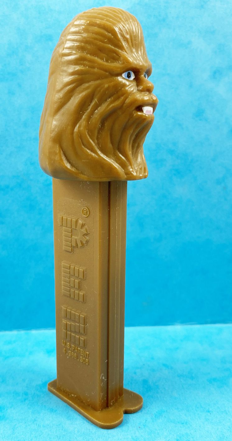 Star Wars - PEZ dispenser (1997) - Chewbacca