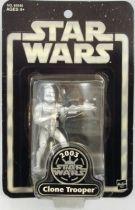 Star Wars - Silver Saga Edition 2003 - Clone Trooper