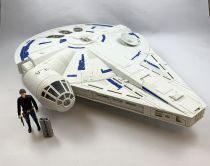 Star Wars - Solo - Millennium Falcon (Kessel Run) loose without box