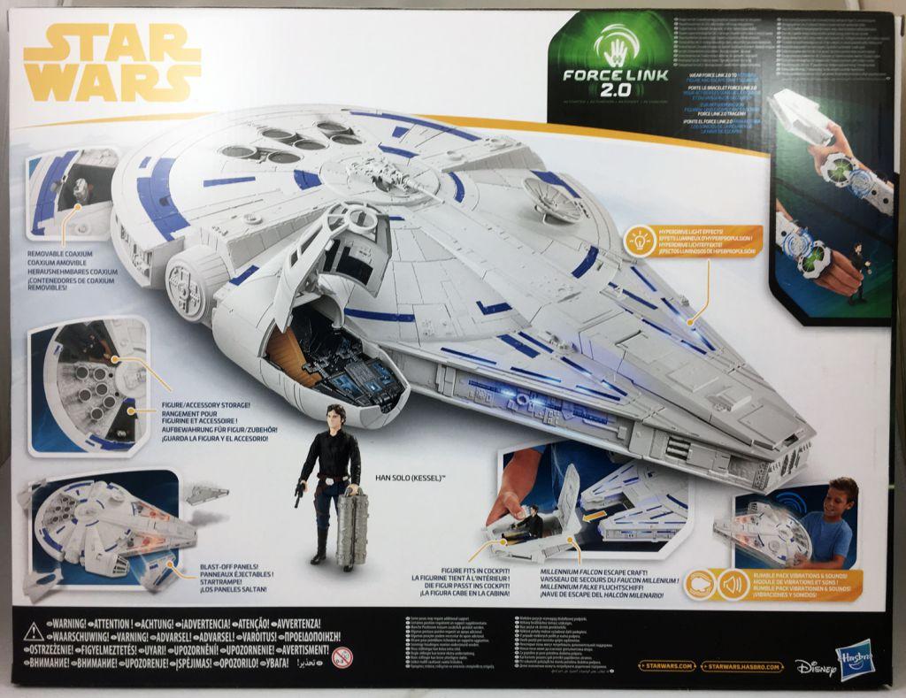 Star Wars - Solo - Millennium Falcon (Kessel Run)