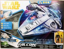 Star Wars - Solo - Millennium Falcon (Raid de Kessel)